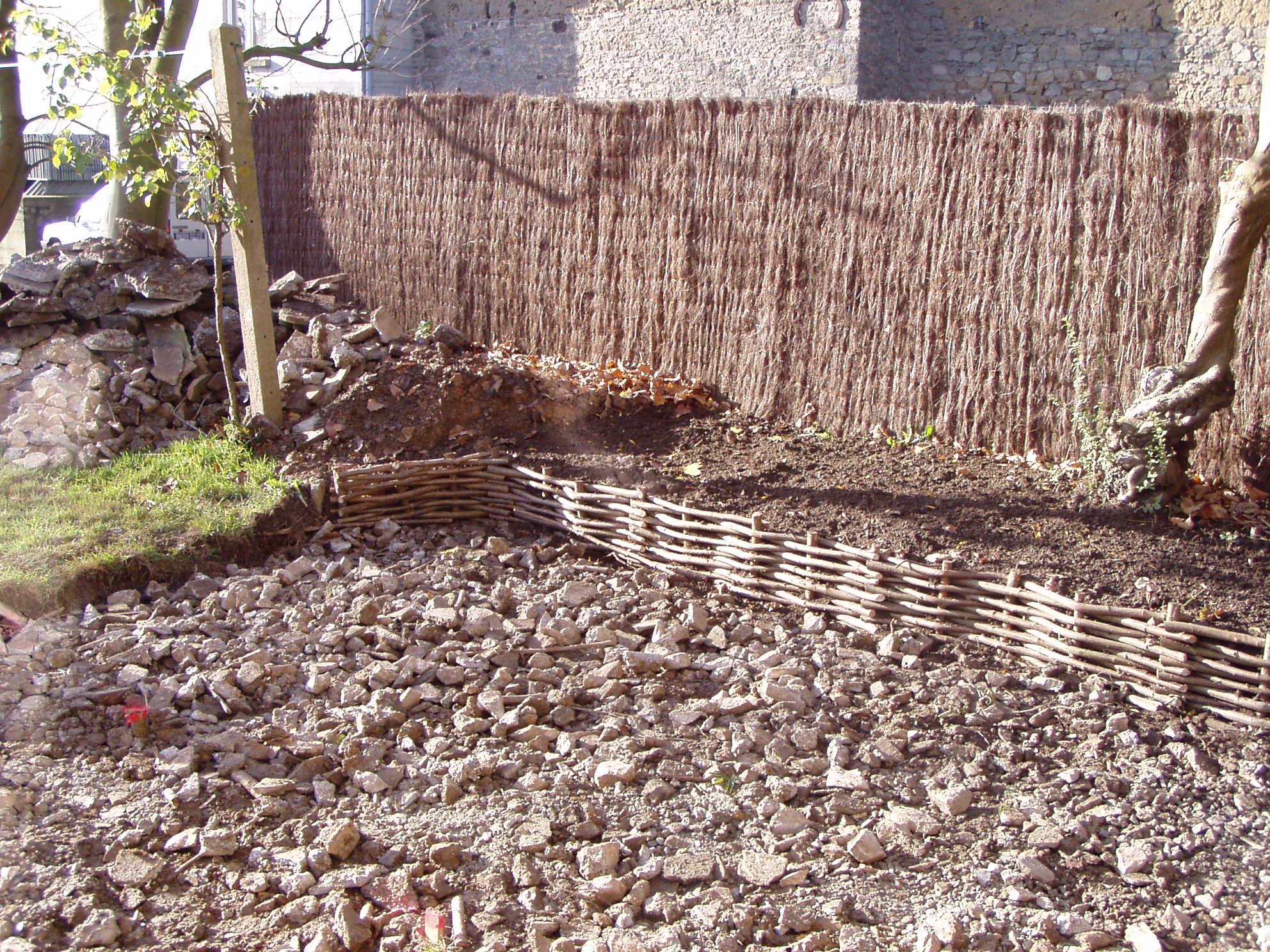 2009 novembre 26 une vie au jardin. Black Bedroom Furniture Sets. Home Design Ideas